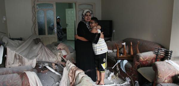 Strefa Gazy Picture: Strefa Gazy W Ogniu « Wolne Media