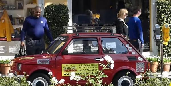 Fiat 126p nie gorszy od Rolls Royce'a 8