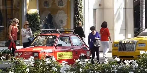 Fiat 126p nie gorszy od Rolls Royce'a 7