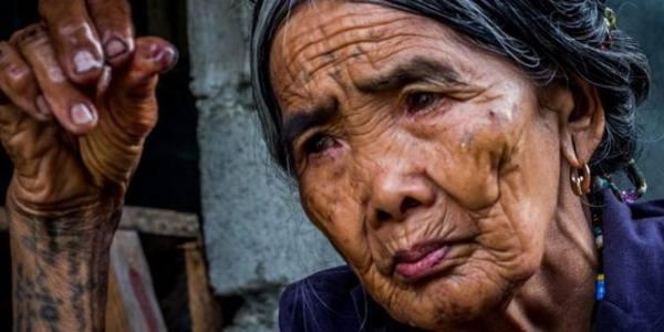 Ostatnia Mambabatok Profesjonalistka Od Plemiennych